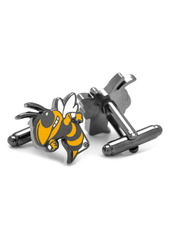 Cufflinks Inc. Cufflinks, Inc. 'Georgia Tech Yellow Jackets' Cuff Links