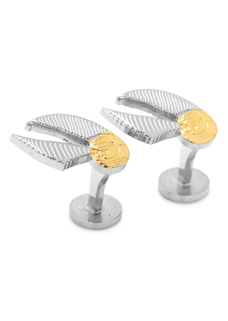 Cufflinks Inc. Cufflinks, Inc. Golden Snitch Cuff Links