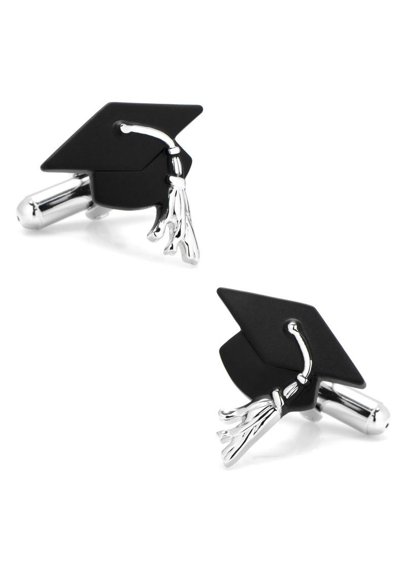 Cufflinks Inc. Cufflinks, Inc. Graduation Cap Cuff Links