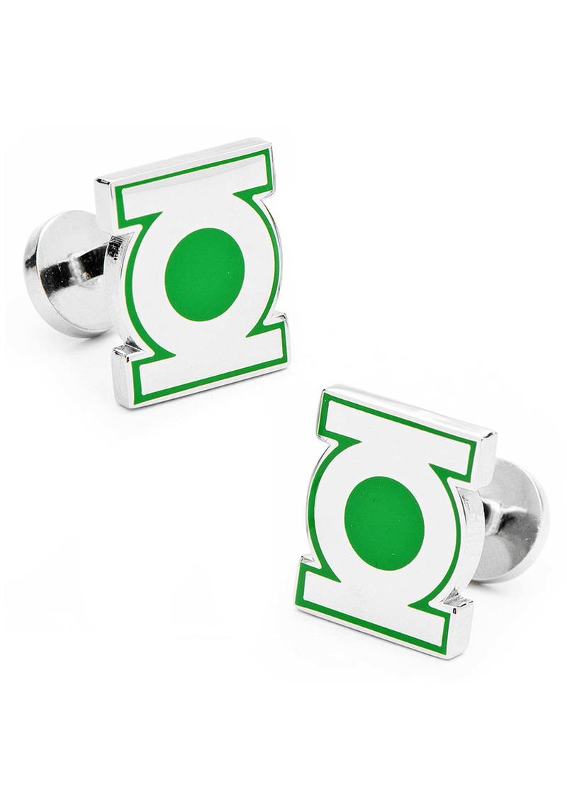 Cufflinks Inc. Cufflinks, Inc. Green Lantern Cuff Links