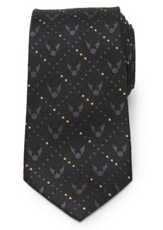 Cufflinks Inc. Cufflinks, Inc. Harry Potter Golden Snitch Silk Tie