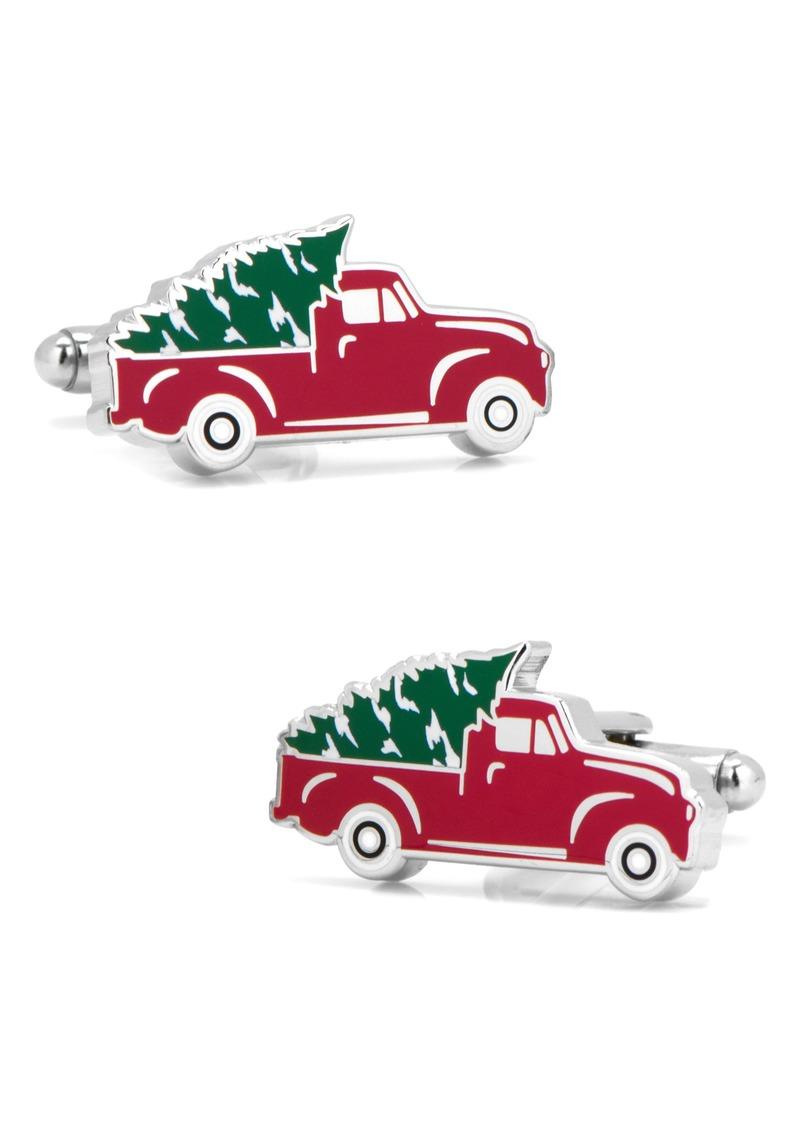 Cufflinks Inc. Cufflinks, Inc. Holiday Truck Cuff Links