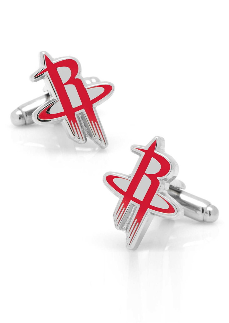 Cufflinks Inc. Cufflinks, Inc. 'Houston Rockets' Cuff Links