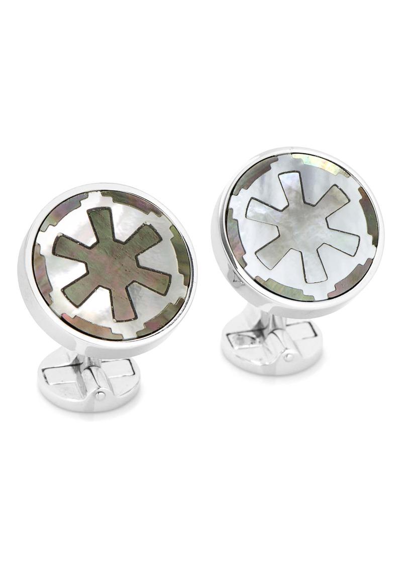 Cufflinks Inc. Cufflinks, Inc. Imperial Sterling Silver Cuff Links