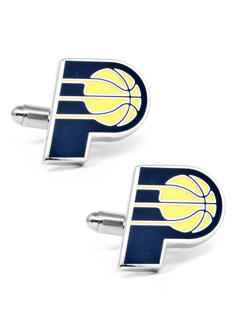Cufflinks Inc. Cufflinks, Inc. 'Indiana Pacers' Cuff Links