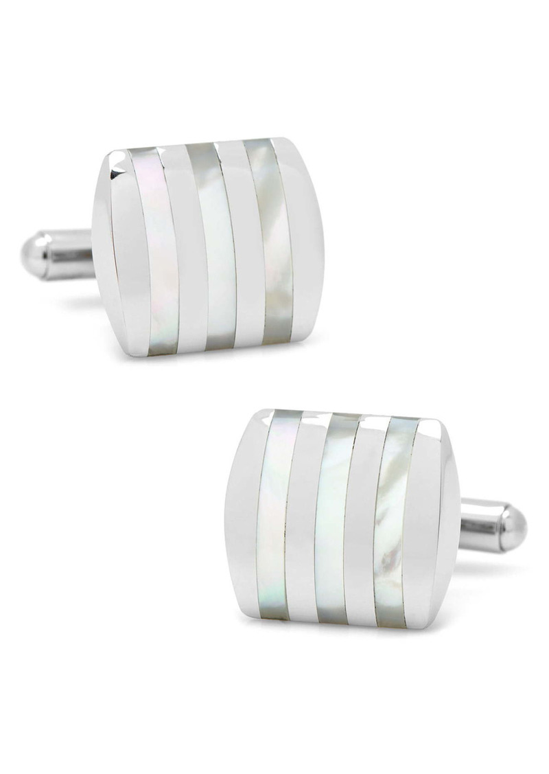 Cufflinks Inc. Cufflinks, Inc. Inlay Stripe Cuff Links