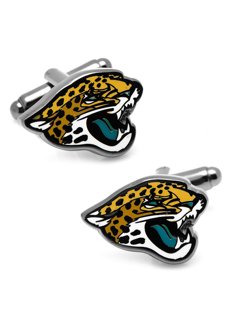 Cufflinks Inc. Cufflinks, Inc. Jacksonville Jaguars Cuff Links