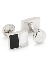 Cufflinks Inc. Cufflinks, Inc. Jade & Onyx Cuff Links