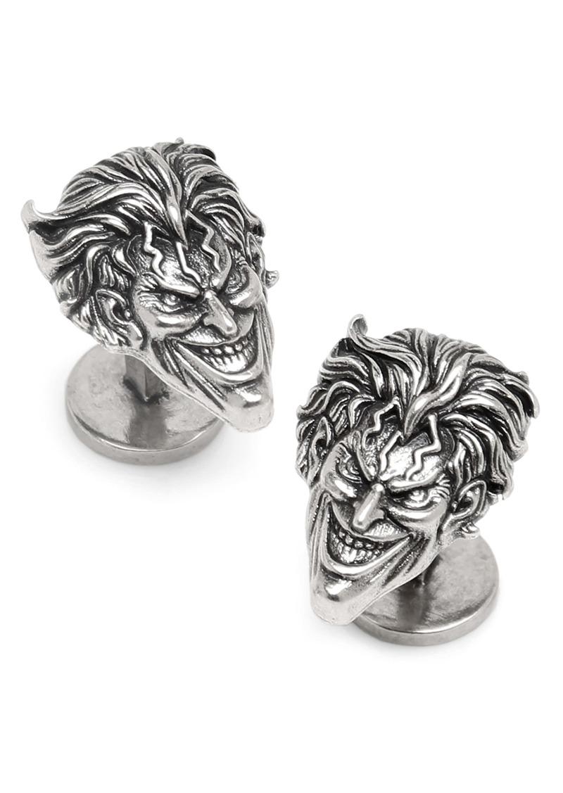 Cufflinks Inc. Cufflinks, Inc. Joker Face Cuff Links