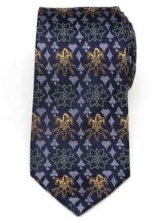 Cufflinks Inc. Cufflinks, Inc. Joker Print Silk Tie