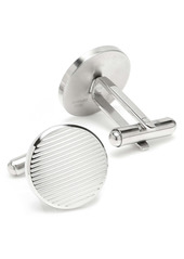 Cufflinks Inc. Cufflinks, Inc. Line Stainless Steel Cuff Links