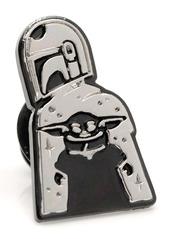 Cufflinks Inc. Cufflinks, Inc. Mandalorian the Child Lapel Pin