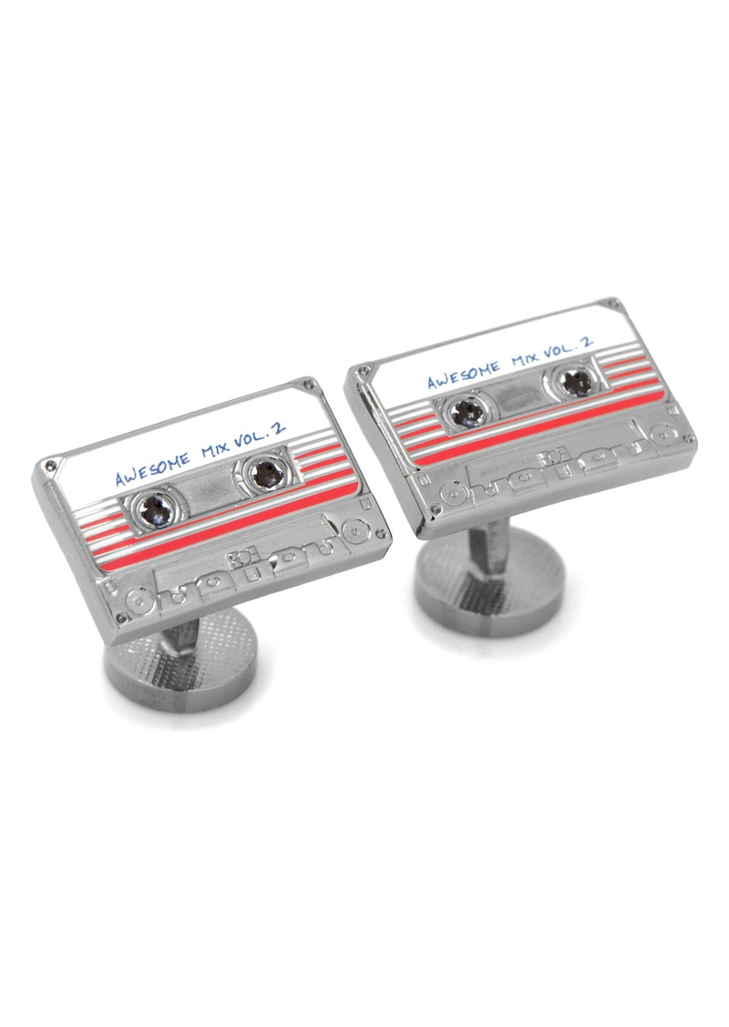 Cufflinks Inc. Cufflinks, Inc. Marvel Mix Tape Cuff Links