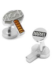 Cufflinks Inc. Cufflinks, Inc. Marvel Thor Hammer Cuff Links
