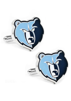 Cufflinks Inc. Cufflinks, Inc. 'Memphis Grizzlies' Cuff Links