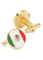 Cufflinks Inc. Cufflinks, Inc. Mexico Flag Cuff Links