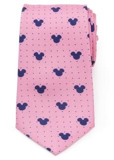 Cufflinks Inc. Cufflinks, Inc. Mickey Mouse Dot Silk Tie