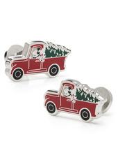 Cufflinks Inc. Cufflinks, Inc. Mickey Mouse Holiday Truck Cuff Links