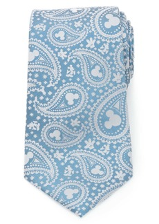 Cufflinks Inc. Cufflinks, Inc. Mickey Mouse Paisley Silk Tie