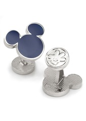 Cufflinks Inc. Cufflinks, Inc. Mickey Mouse Silhouette Cuff Links