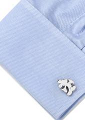 Cufflinks Inc. Cufflinks, Inc. Mickey Mouse Silhouette Cuff Links