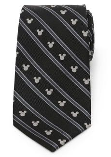 Cufflinks Inc. Cufflinks, Inc. Mickey Mouse Stripe Silk Tie