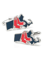 Cufflinks Inc. Cufflinks, Inc. MLB Boston Red Sox Cuff Links