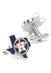 Cufflinks Inc. Cufflinks, Inc. MLB Houston Astros Cuff Links