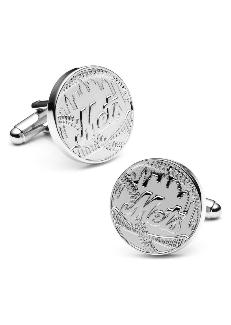 Cufflinks Inc. Cufflinks, Inc. MLB New York Mets Cuff Links