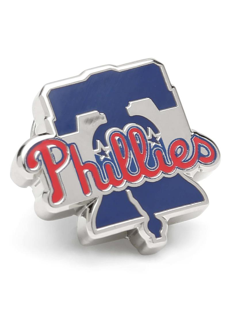Cufflinks Inc. Cufflinks, Inc. MLB Philadelphia Phillies Lapel Pin