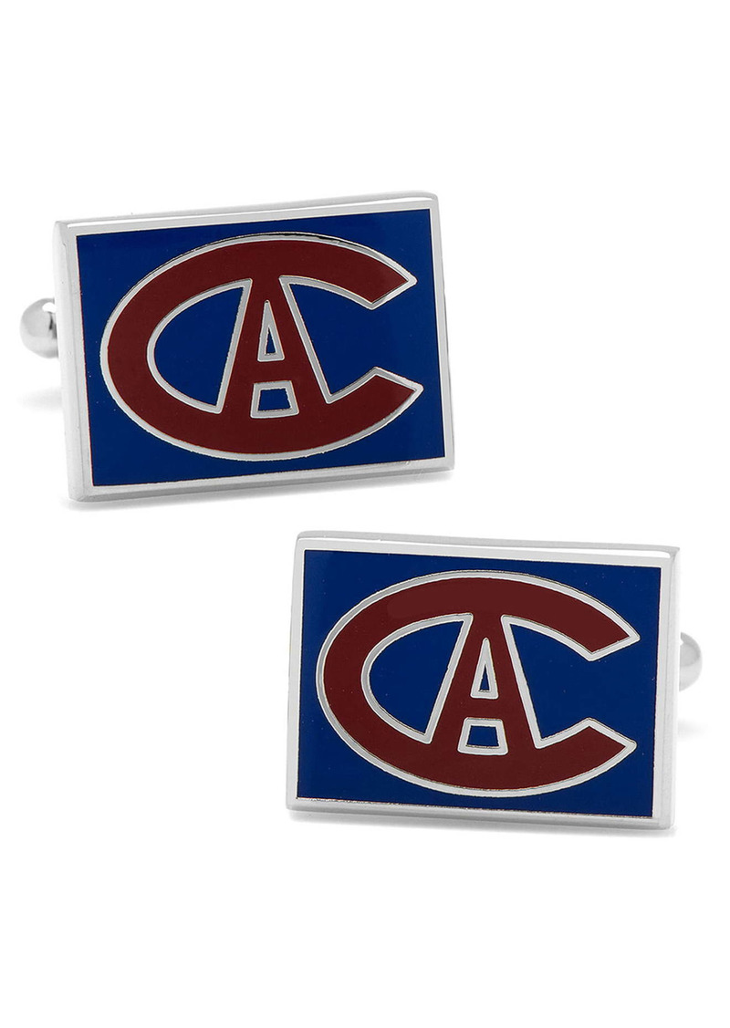 Cufflinks Inc. Cufflinks, Inc. Montreal Canadiens Cuff Links