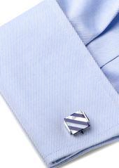 Cufflinks Inc. Cufflinks, Inc. Mother-Of-Pearl & Lapis Lazuli Cuff Links