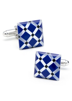 Cufflinks Inc. Cufflinks, Inc. Mother-of-Pearl & Onyx Cuff Links