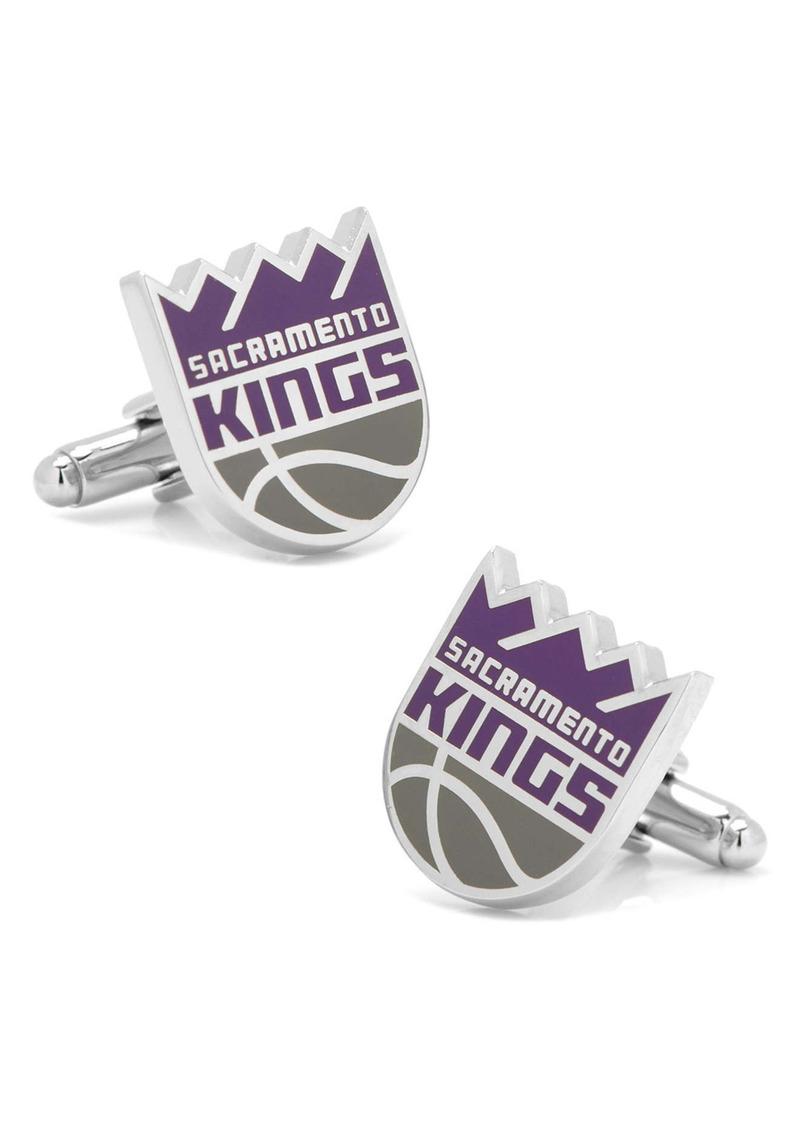 Cufflinks Inc. Cufflinks, Inc. NBA Sacramento Kings Cuff Links
