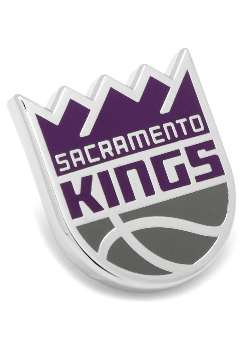 Cufflinks Inc. Cufflinks, Inc. NBA Sacramento Kings Lapel Pin