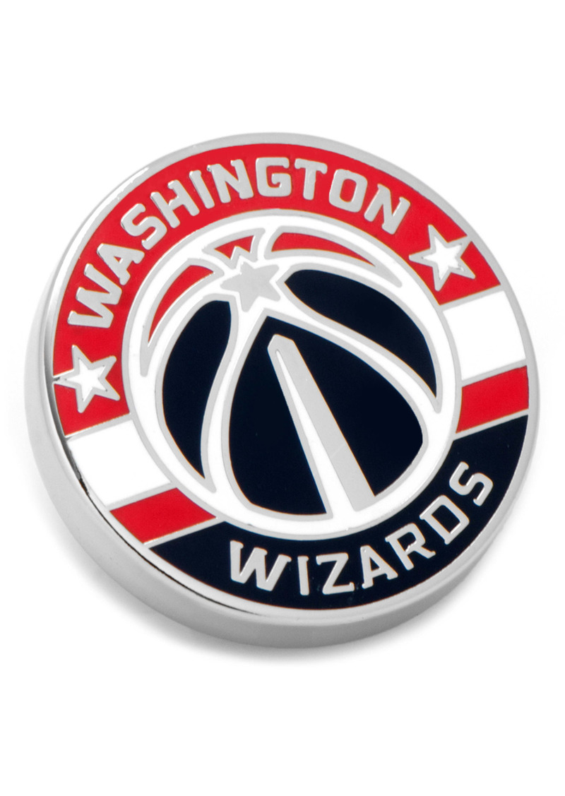 Cufflinks Inc. Cufflinks, Inc. NBA Washington Wizards Lapel Pin