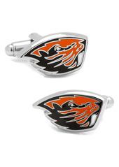 Cufflinks Inc. Cufflinks, Inc. NCAA Collegiate Oregon State University Beavers Cuff Links