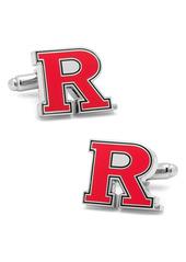 Cufflinks Inc. Cufflinks, Inc. NCAA Collegiate Rutgers University Scarlet Knights Cuff Links