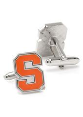 Cufflinks Inc. Cufflinks, Inc. NCAA Collegiate Syracuse University Orange Cuff Links