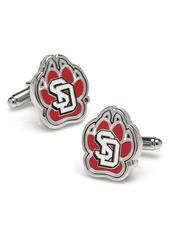Cufflinks Inc. Cufflinks, Inc. NCAA Collegiate University of South Dakota Coyotes Cuff Links