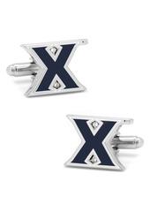 Cufflinks Inc. Cufflinks, Inc. NCAA Collegiate Xavier University Musketeers Cuff Links
