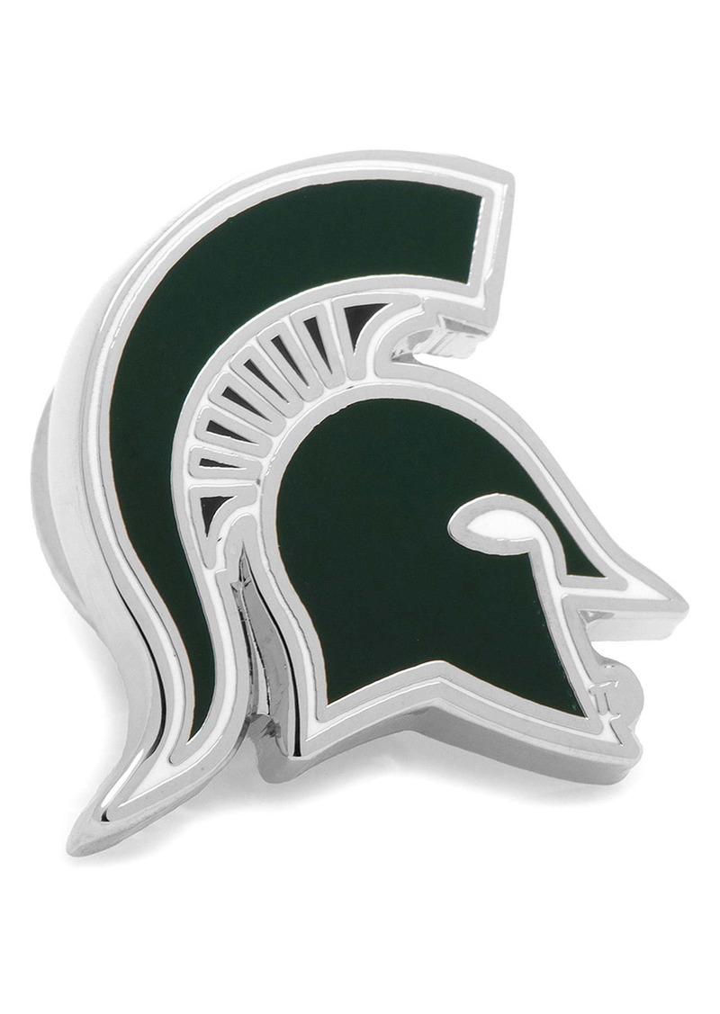 Cufflinks Inc. Cufflinks, Inc. NCAA Michigan State Spartans Lapel Pin