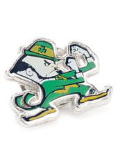 Cufflinks Inc. Cufflinks, Inc. NCAA Notre Dame Leprechaun Lapel Pin