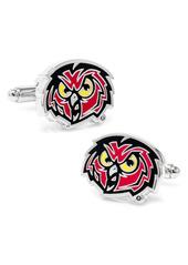 Cufflinks Inc. Cufflinks, Inc. NCAA Temple University Owls Cuff Links