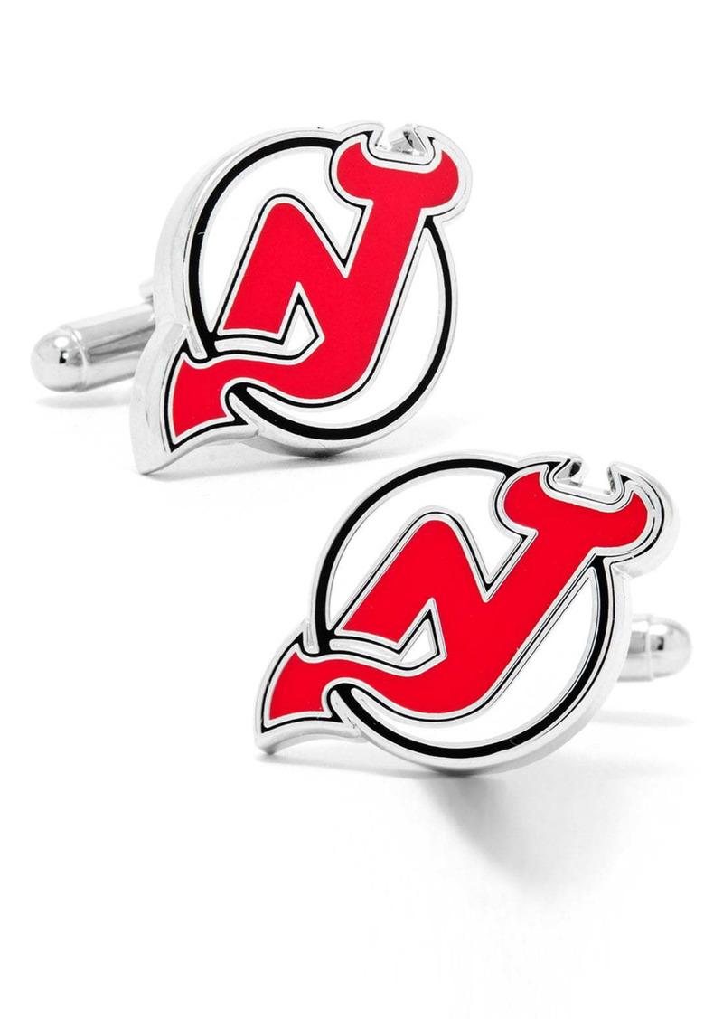 Cufflinks Inc. Cufflinks, Inc. 'New Jersey Devils' Cuff Links
