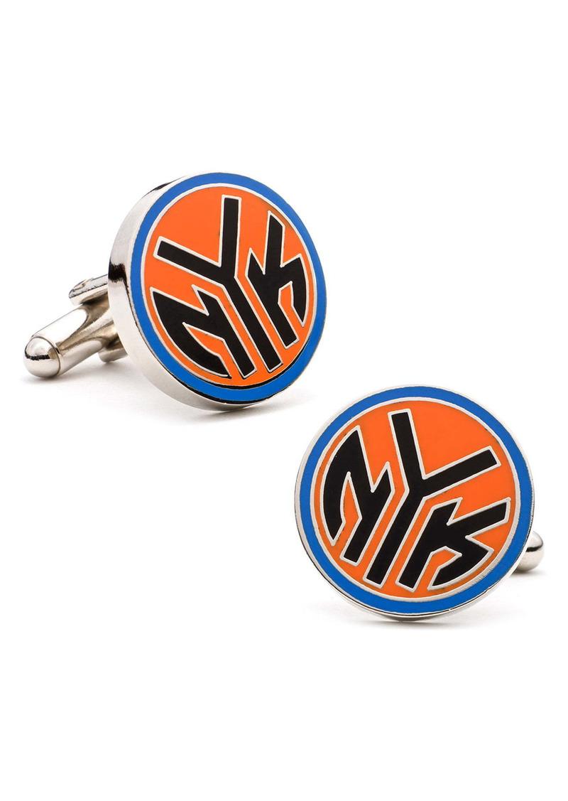 Cufflinks Inc. Cufflinks, Inc. 'New York Knicks' Cuff Links