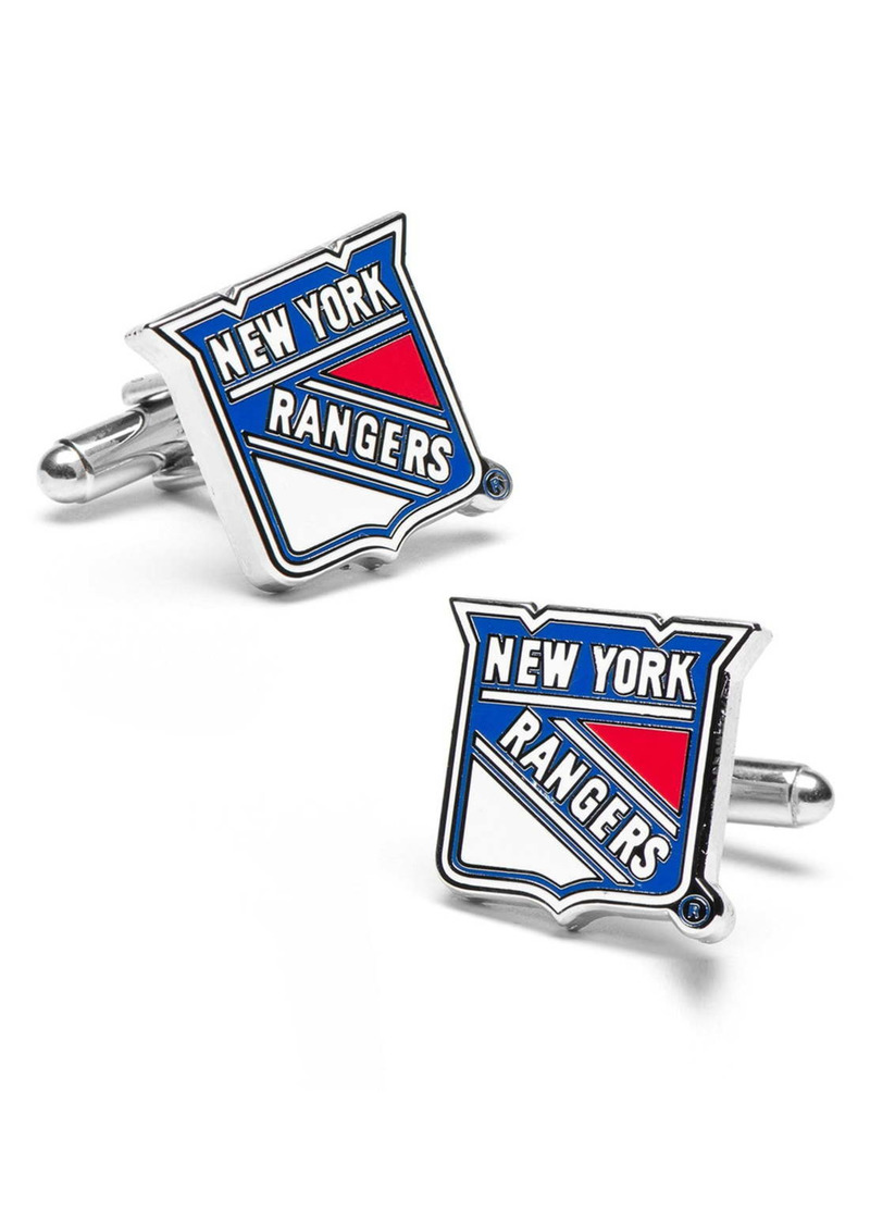 Cufflinks Inc. Cufflinks, Inc. 'New York Rangers' Cuff Links