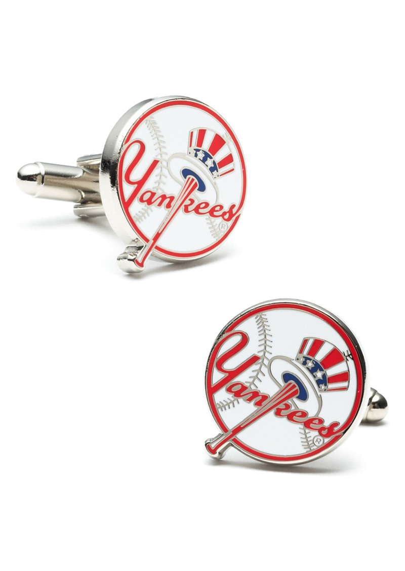 Cufflinks Inc. Cufflinks, Inc. New York Yankees Cuff Links