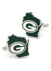 Cufflinks Inc. Cufflinks, Inc. NFL Green Bay Packers Cuff Links