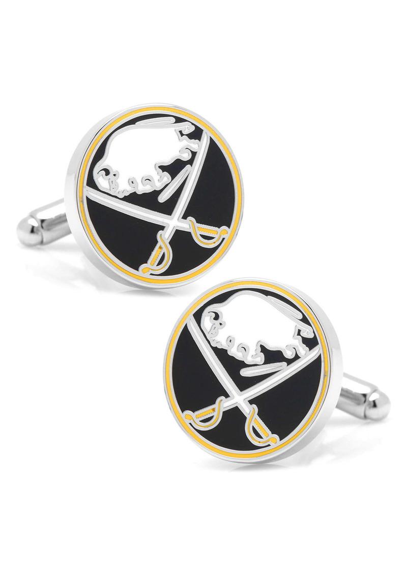 Cufflinks Inc. Cufflinks, Inc. NHL Buffalo Sabres Cuff Links